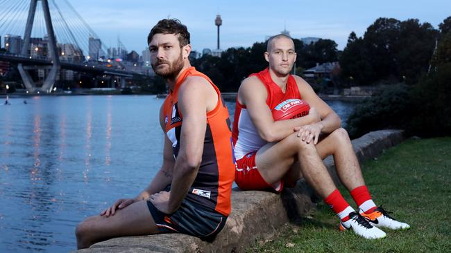 Only The Sydney Swans Training Room