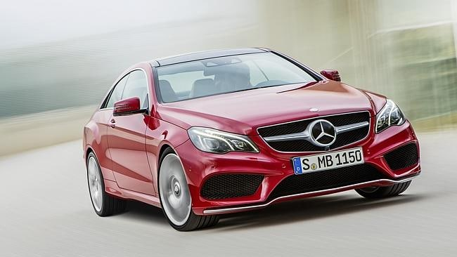 Mercedes Benz unveils built-in GPS sensor to help drivers ...