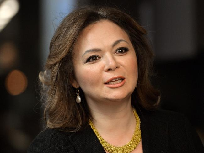 Russian lawyer Natalia Veselnitskaya met with Donald Trump Jr, Jared Kushner and Paul Manafort at Trump Tower. Picture: AFP/Kommersant Photo/Yury Martyanov