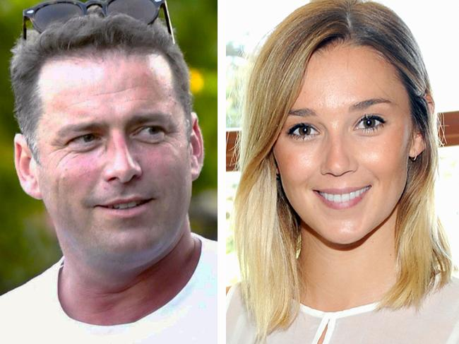 Who is Karl Stefanovic's new girlfriend?