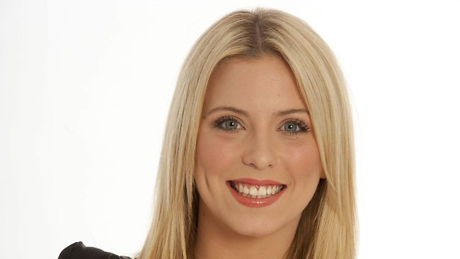 Angie from Brisbane - Big Brother housemate 2012