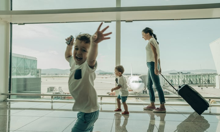 Mums share their favourite travel hacks