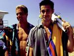 "Rapper Lil' Kim posts, ""I had the privilege of working with him on She's All That movie and he was so kind and so sweet to me on set!!! You will be greatly missed and I will keep your family in my prayers"". Paul Walker and Freddie Prinze Jr pictured in the 1999 film, She's all that."