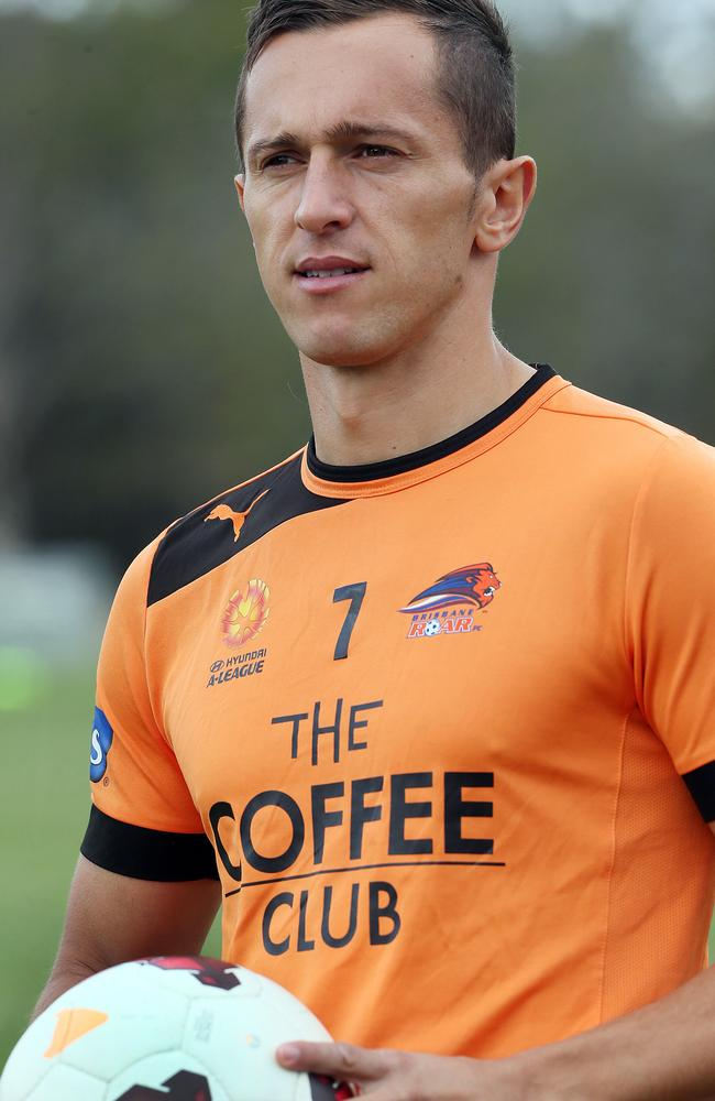 Mensur Kurtishi has big boots to fill after the departure of the much beloved Besart Berisha.