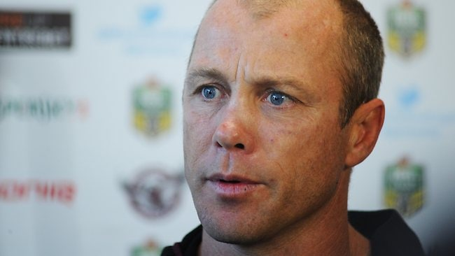 It was a Grade A blow up from Geoff Toovey.