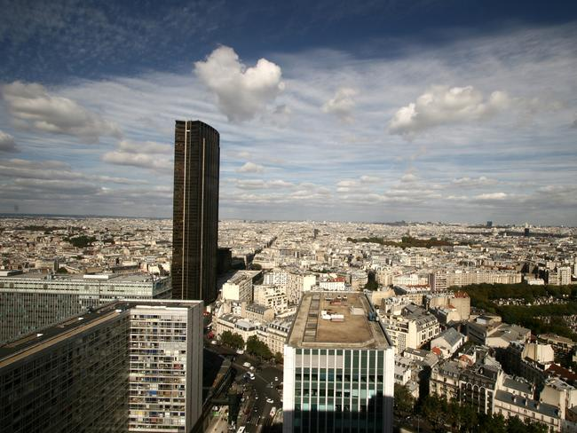 The eyesore that resulted in a total ban on skyscrapers in Paris.