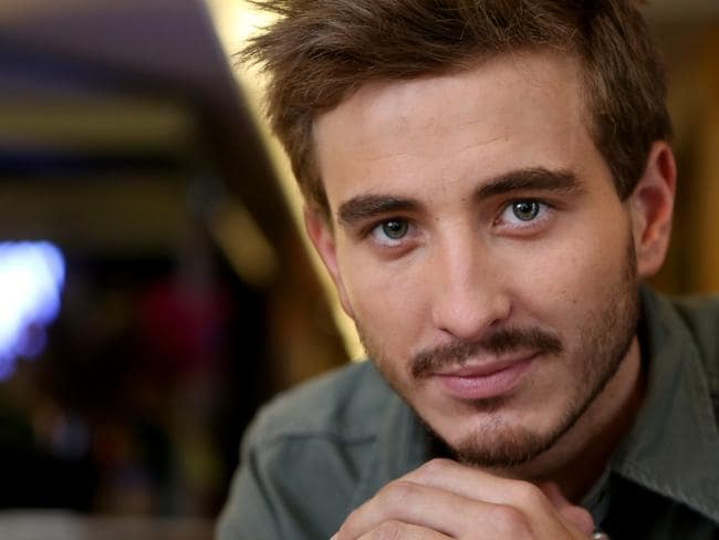 Ryan Corr has been handed a 12 month good behaviour bond but escaped a conviction for drug possession.
