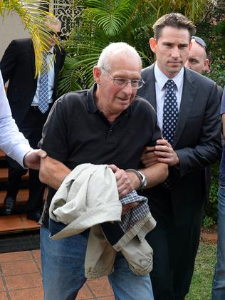 Former detective Roger Rogerson has been charged over Jamie Gao's death.