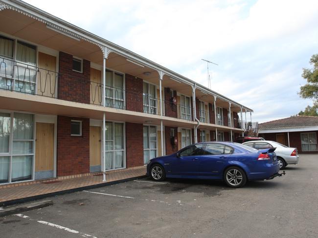 Motel Liverpool Sydney