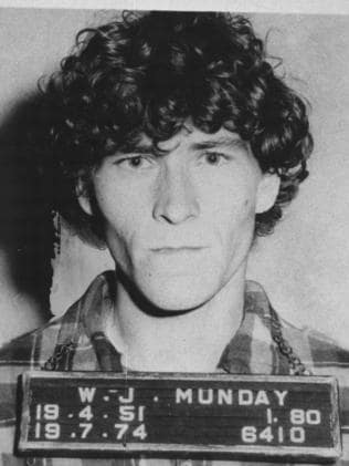 William Munday escaped from Morisset Psychiatric Hospital in 1979 committing more offences before his recapture.
