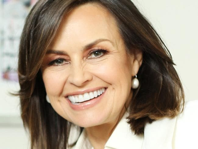 SUNDAY TELEGRAPH - Pictured is Lisa Wilkinson in the Newscorp Offices today as guest Editor of the Sunday Telegraph. Picture: Tim Hunter.