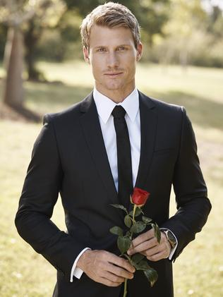 Channel Ten's new Bachelor Richie Strahan. Picture: Channel Ten