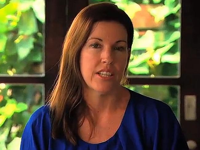 Apology: Schapelle Corby's sister Mercedes. Picture: Supplied