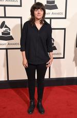 Courtney Barnett attends The 58th GRAMMY Awards at Staples Center on February 15, 2016 in Los Angeles. Picture: AP