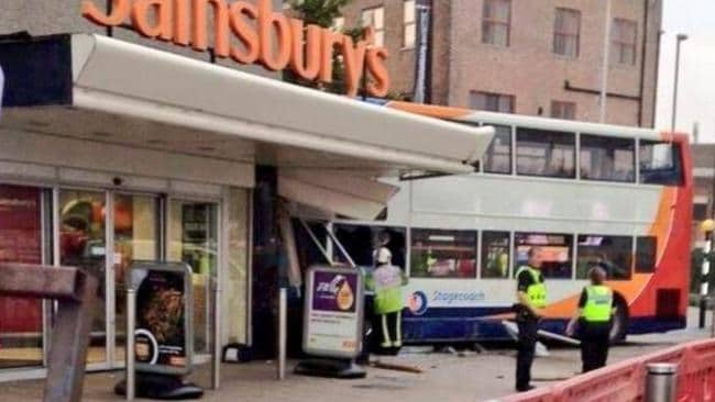 coventry bus crash boy 8 among those killed after. Black Bedroom Furniture Sets. Home Design Ideas
