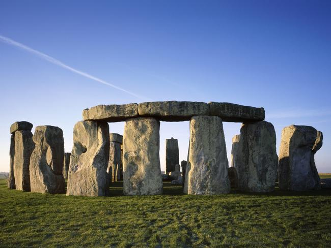 The famous prehistoric stone circle Stonehenge in Wiltshire, England can be seen from a distance unless you make a special access booking. Picture: Visit Britain