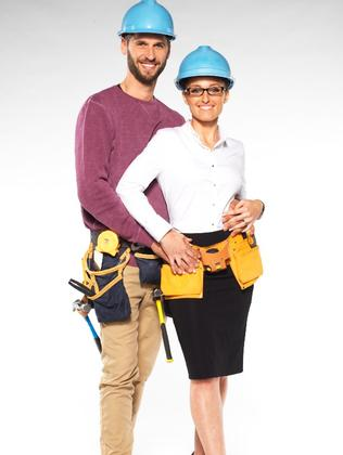 Dean, 30, and Shay, 28, of Newcastle, NSW. Dean is an electrician. Shay is an English and drama teacher.