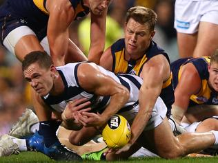 AFL Rd 13 - West Coast v Geelong