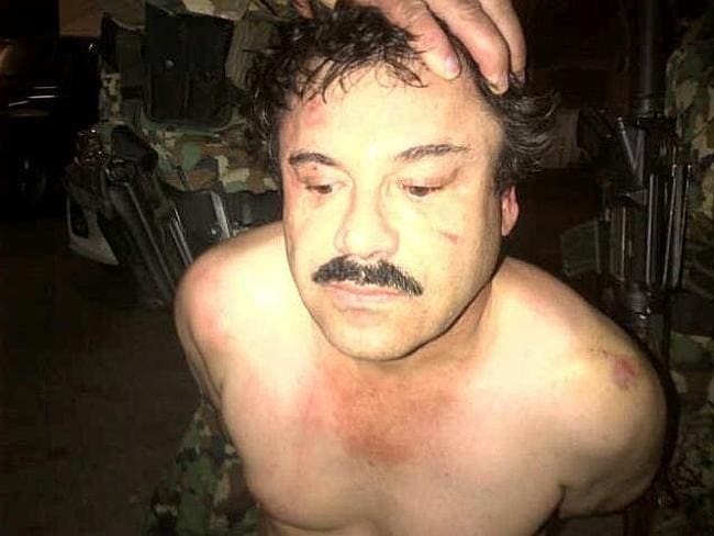How they caught the world's biggest drug lord