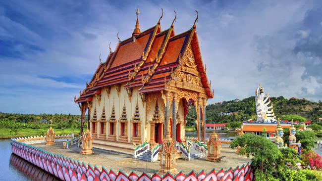 Koh Samui a big hit in more ways than one