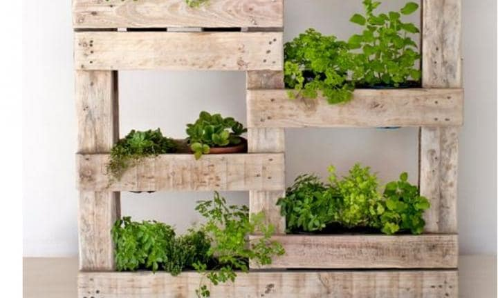 Fun things you can make out of recycled wooden pallets