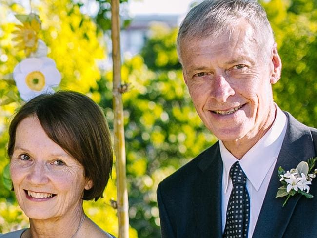 Jill and Roger Guard died on MH17