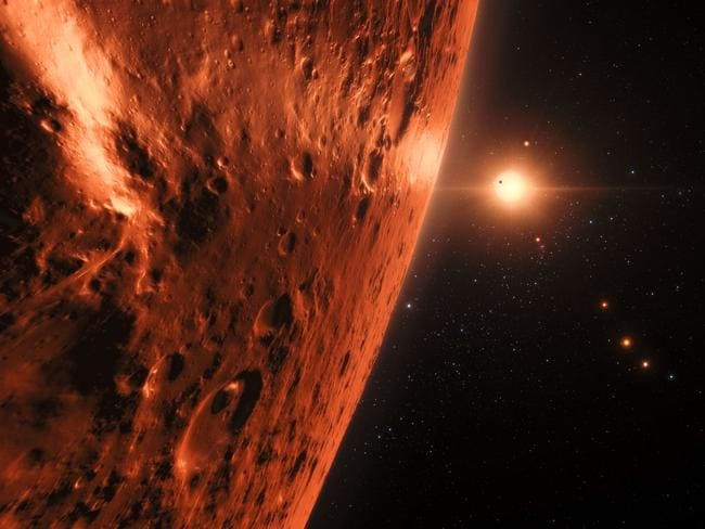 NASA Harps on TRAPPIST-1, Seeks 74 Days More