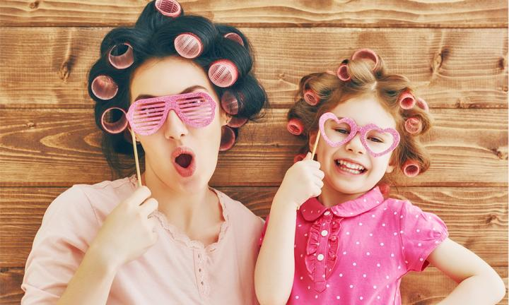 From frumpy to fashionable: 10 easy makeovers for busy mums