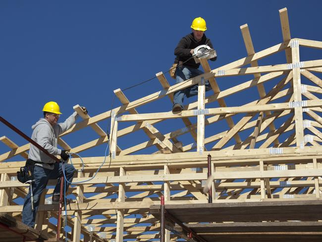 Project builders are also face new restrictions after the government scrapped the 457 visa.