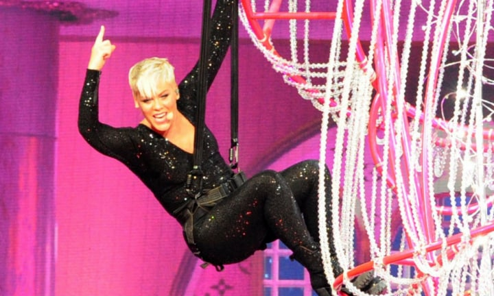 Pink is being treated in hospital as second Sydney show is postponed