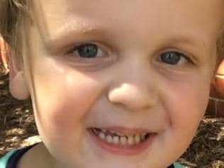 A supplied undated image obtained Saturday, April 22, 2017 of four-year-old Brax Aidan Kyle who was killed by a 4WD outside a Melbourne medical centre in Berwick on Friday. The family of the boy has thanked the public for its support and is planning to hold a private funeral. (AAP Image/Victoria Police) NO ARCHIVING, EDITORIAL USE ONLY