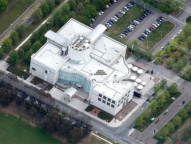 "Canberra in 3-D: #4 Questacon science museum ""Fantastic with kids"". Photo: Google Maps"