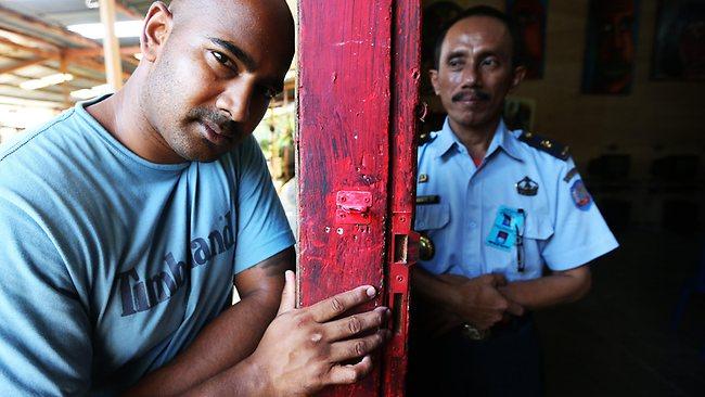 Bali Nine inside Kerobokan Jail