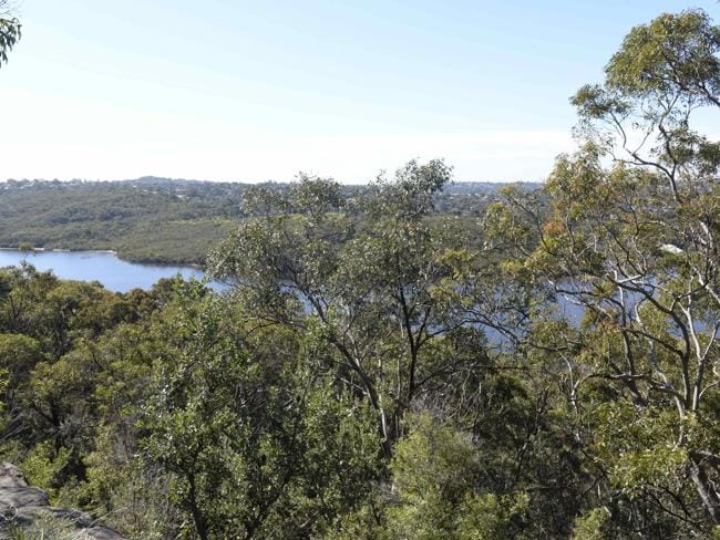 POsition and views: many properties overlook Manly Dam from North Balgowlah.