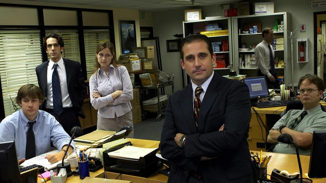 the office photos. The Office Is Latest Sitcom Set For A Reboot: Reports Photos H