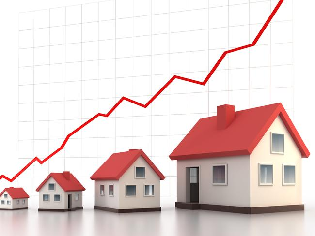 Huge gains ... Property trusts have delivered investment growth of 23 per cent in the past year.
