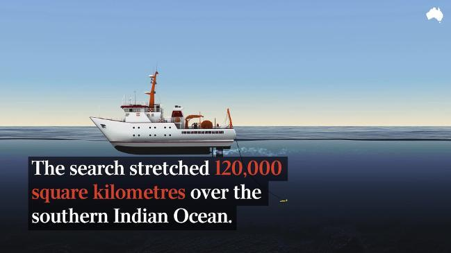 mh370 search  ocean infinity to explore indian ocean seabed