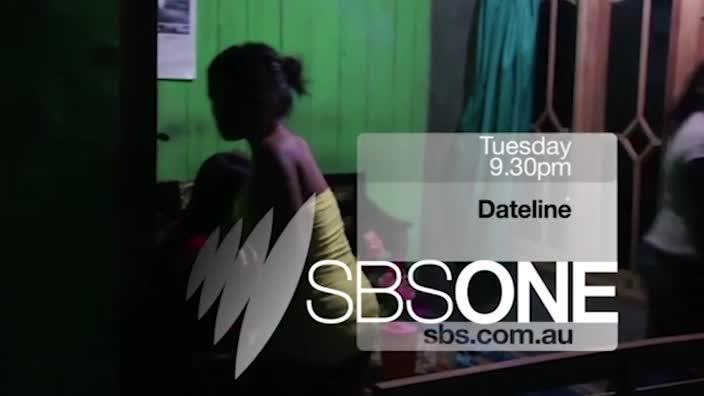 SBS Dateline journalist Patrick Abboud granted access to Indonesia's Sex  Mountain
