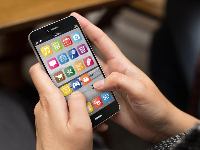 Online content is increasingly being tailored to mobile devices. Photo: iStock