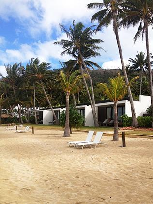 It's resort heaven. Picture: Melissa Hoyer