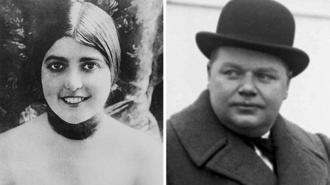 In the first scandal to shake Hollywood, Roscoe 'Fatty' Arbuckle attended a wild party in San Francisco in 1921 that ended in the death of starlet Virginia Rappe.