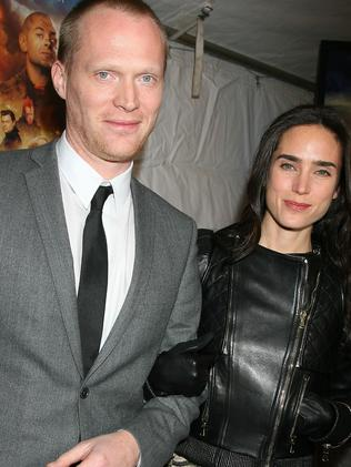 Paul Bettany and wife Jennifer Connelly.
