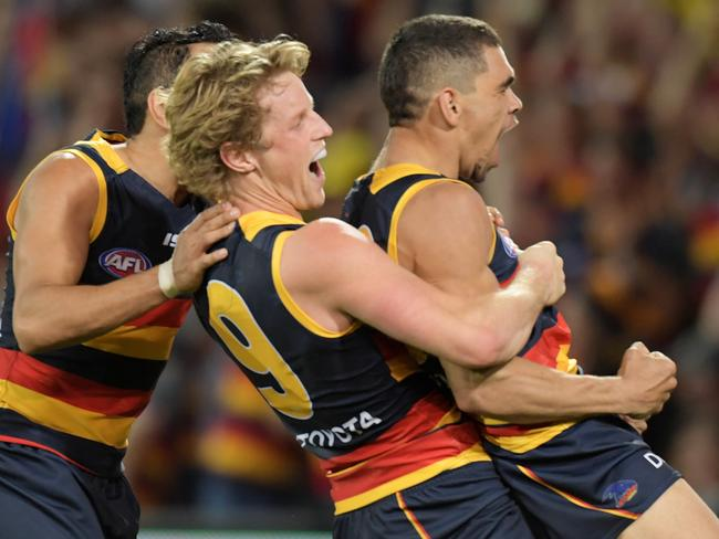 Crows fans, book your tickets to Melbourne.