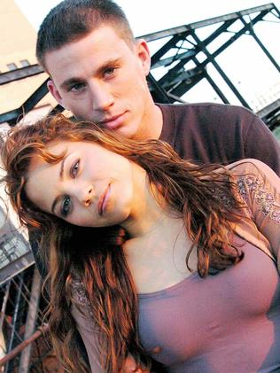 The 2006 film Step Up is where Jenna Dewan and Channing Tatum met. Picture: Supplied