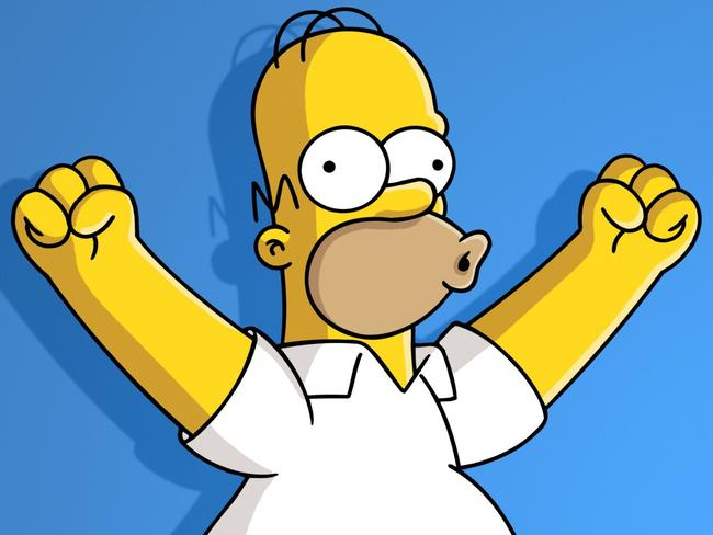 The Simpsons may find a home on a new Disney streaming service