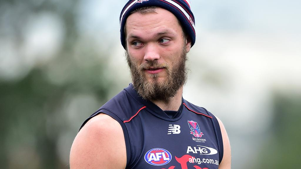 Max Gawn Re Signs With Melbourne Until The End Of 2018