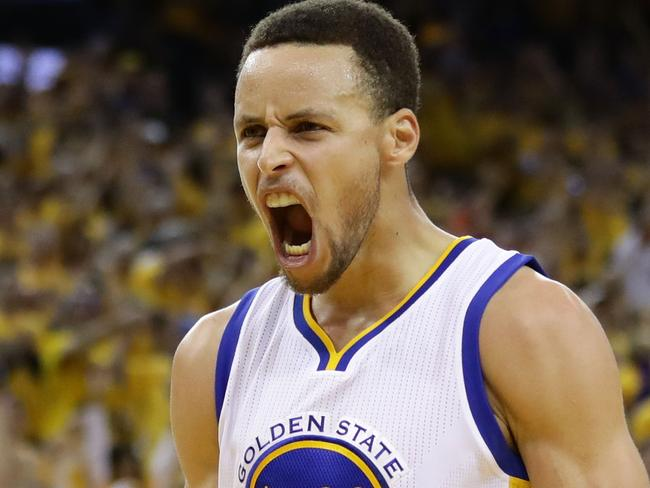 Curry leads Warriors to NBA Finals