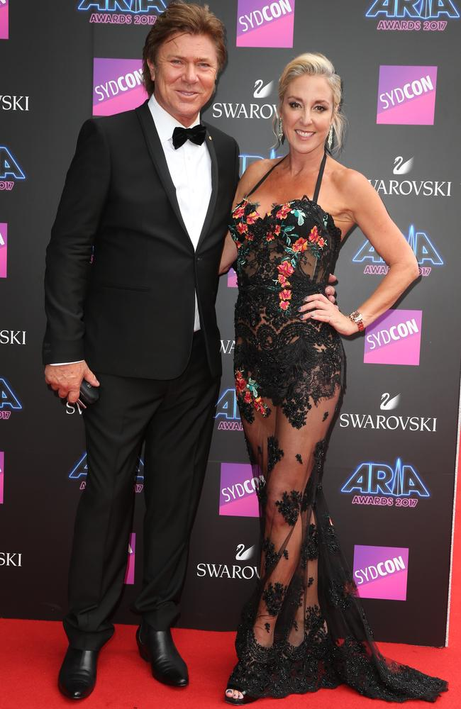 Richard Wilkins and Virginia Burmeister put themselves on show.