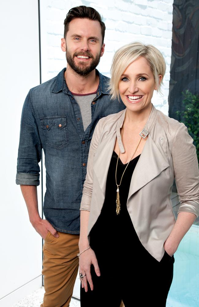 FOX FM's Dave Thornton and Fifi Box