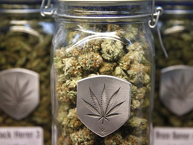 The drug is legal in 20 states across the US for medical purposes.